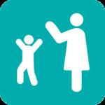 Die Hausfeen Icon Kinderbetreuung