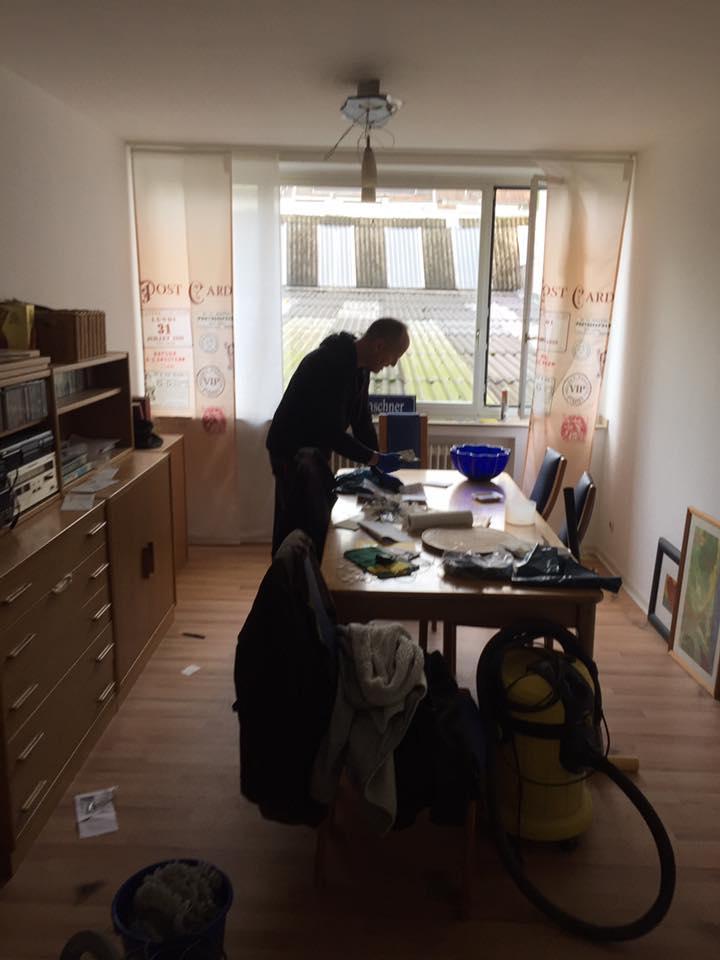 Die Hausfeen Gebäudereinigung